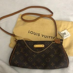Louis Vuitton Eva Monogram Clutch